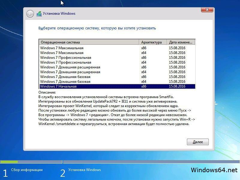 Скачать активатор windows 7 максимальная сборка 7600