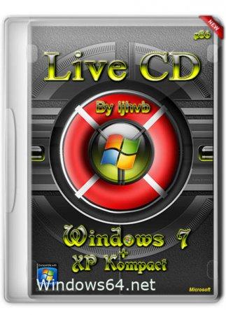 USB Загрузочная Windows 7 live cd с флешки
