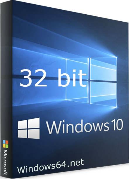 windows 10 x32 скачать с торрента