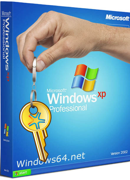 Активатор Windows XP SP3 WPA kill