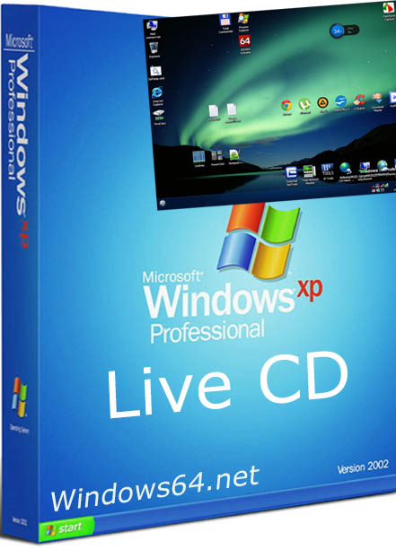 box Live Windows XP pe