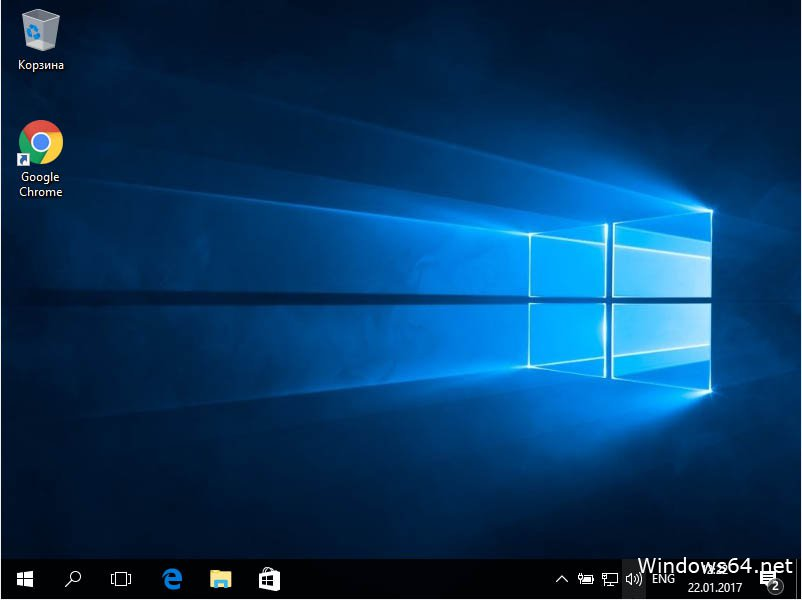 Как скачать iso-образ windows 10, содержащий в себе сразу две.