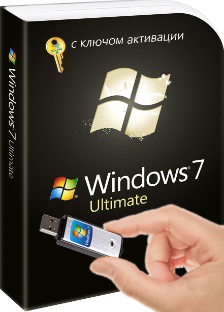 box Windows 7 для флешки