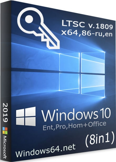 Windows 10 2019 LTSC 1809