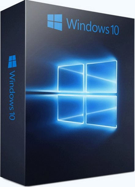 Windows 10 by LeX_6000 2019 LTSC v1809 32-64bit