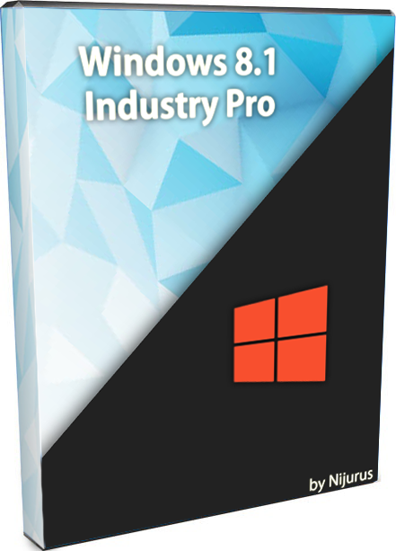 Windows Embedded 8.1 Industry Pro x64 2020 на русском